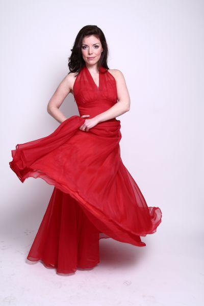 Vivianne full body red